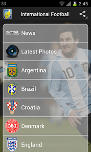 International Football - screenshot thumbnail