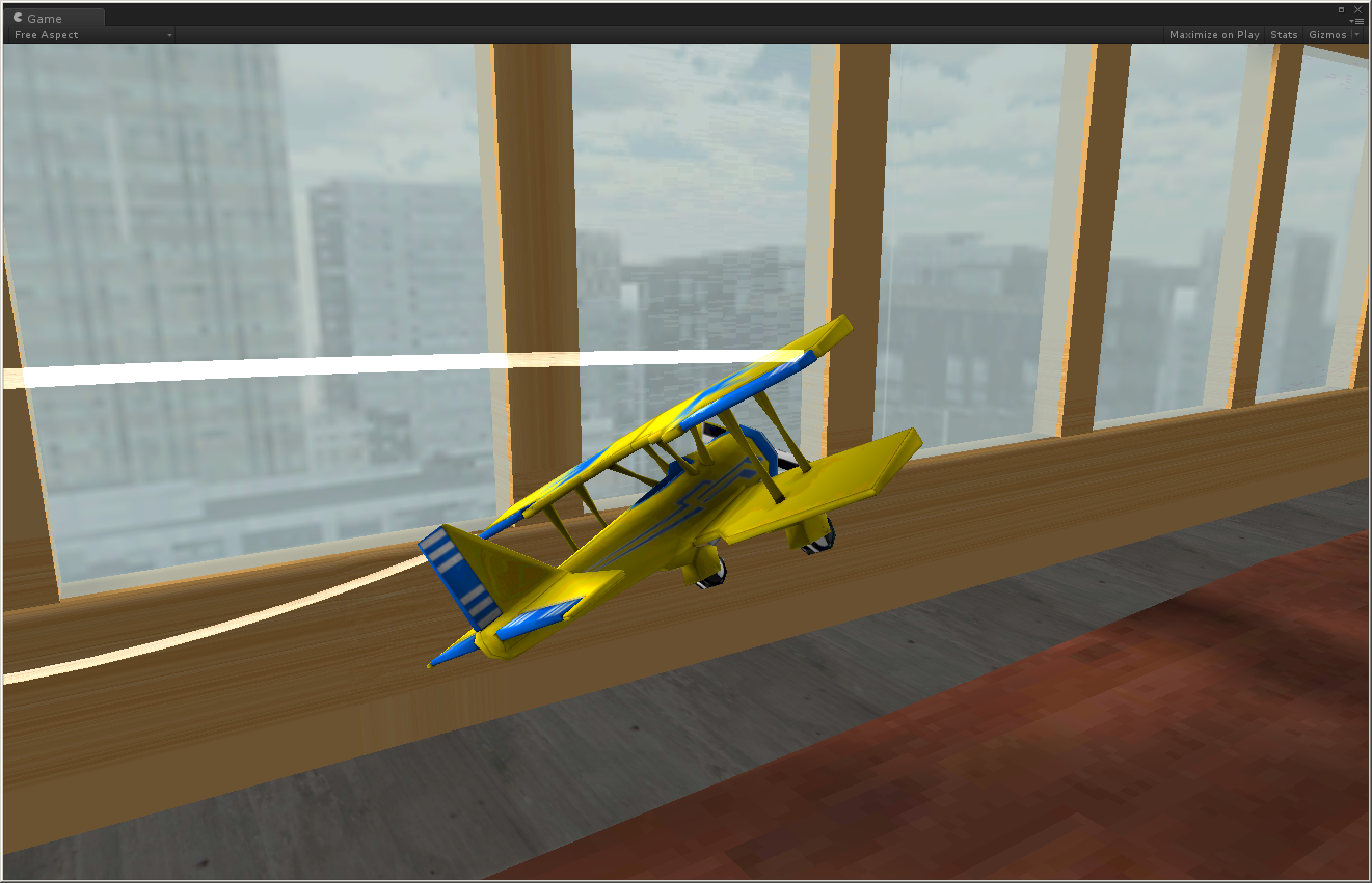 Flight Simulator: RC Plane 3D- screenshot