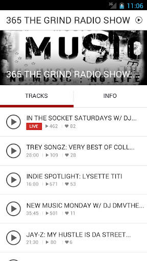 365 THE GRIND RADIO SHOW
