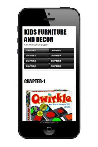 Shopping Review Kids Furniture