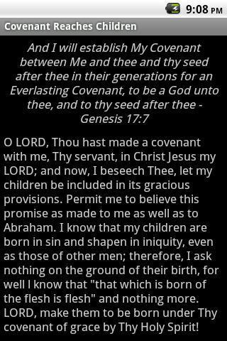 Checkbook of Faith Free - screenshot