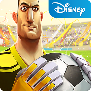 Disney Bola Soccer v1.1.4 Apk Mod (Unlimited Money)