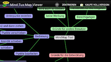 Screenshot of Mind Tux Map Viewer
