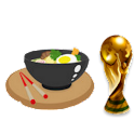 이상형 월드컵[라면] logo