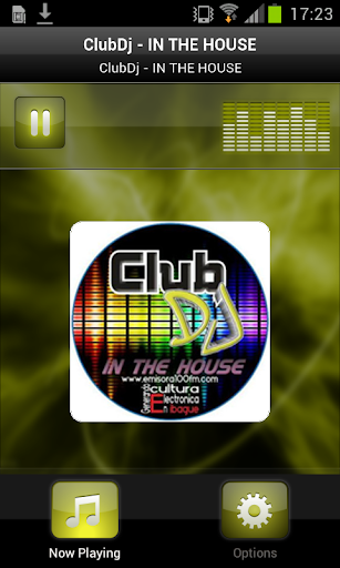 ClubDj - IN THE HOUSE