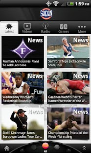 SoCon Sports: Free- screenshot thumbnail