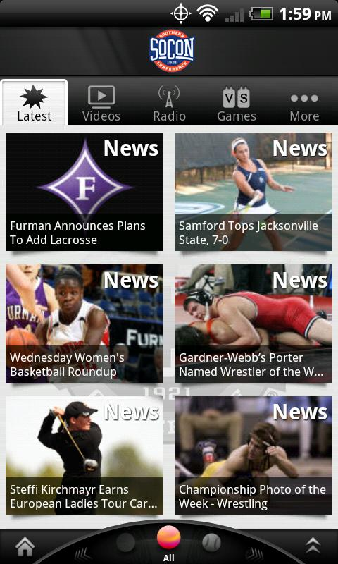 SoCon Sports: Free- screenshot