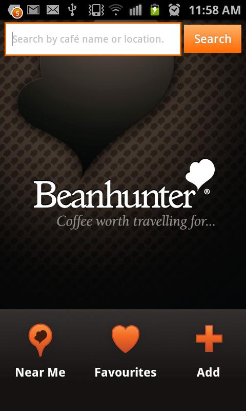 Beanhunter - screenshot