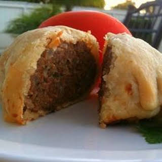 Ground Beef 'Wellington' with Fennel.
