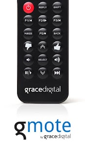 Grace Digital Remote Control - screenshot thumbnail