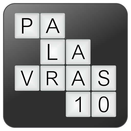 Palavras Cruzadas 10 拼字 App LOGO-硬是要APP