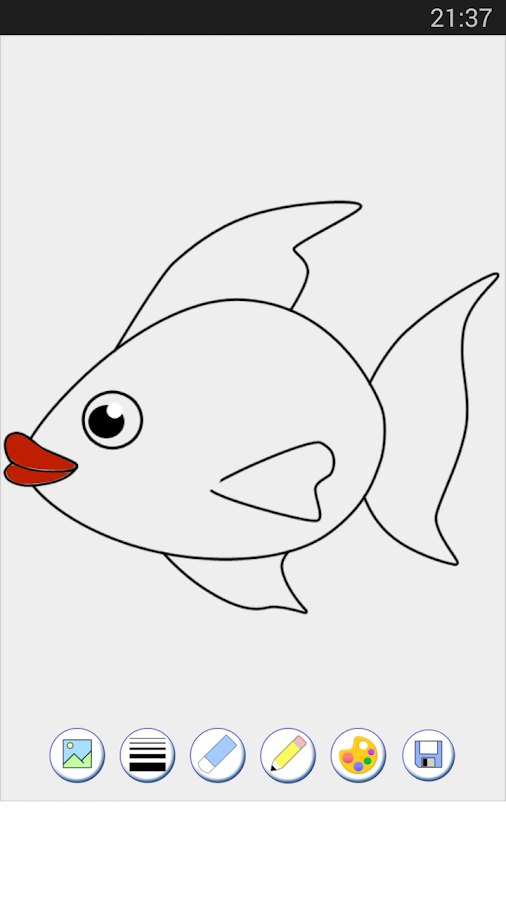 Fish Coloring Games  Android Apps on Google Play