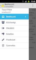 Screenshot of CitroMail
