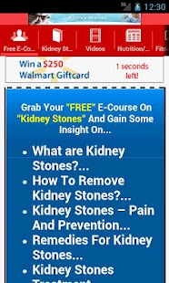Dealing With Kidney Stones