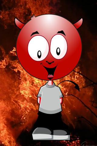 Devilish Dan 4 UR Halloween