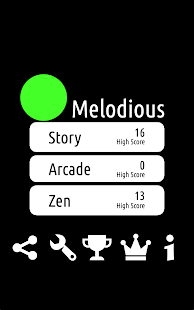 Melodious - screenshot thumbnail