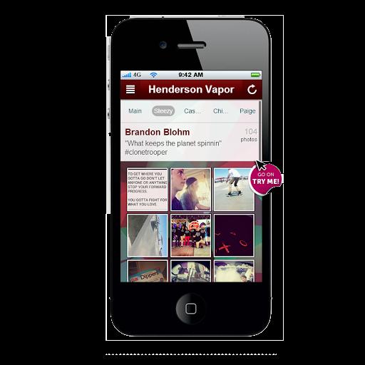 【免費生活App】Henderson Vapor-APP點子