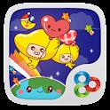 Flying Mango GO Launcher Theme icon