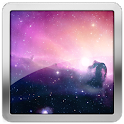 Galaxy Theme HD Live Wallpaper icon