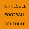 Tennessee Football Schedule logo