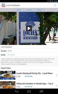 Key TV - The Florida Keys - screenshot thumbnail