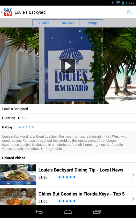 Key TV - The Florida Keys - screenshot