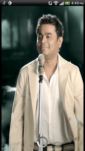 A R Rahman Says