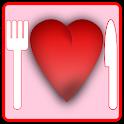 Table plan for wedding icon