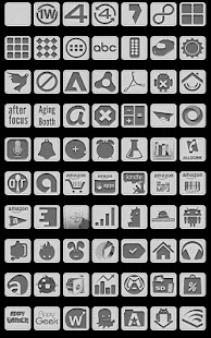 Leather - Icon Pack- screenshot thumbnail