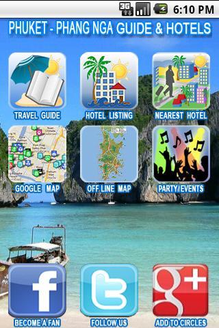Phuket Guide + Phang Nga