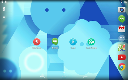 Kcin Launcher - support Kitkat - screenshot thumbnail