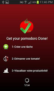 Pomodoro.txt - screenshot thumbnail