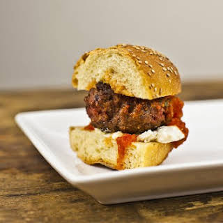 Meatball Sliders.