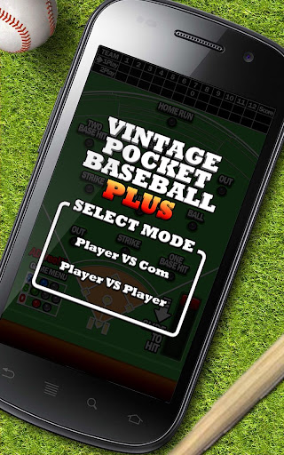 Vintage Pocket BaseBall no ad