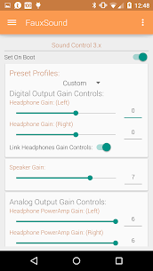FauxSound Audio/Sound Control V1.5.6 Mod APK 5