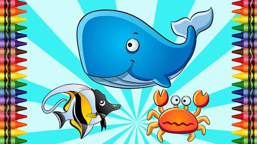 100 Sea Animals To Paint