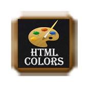 HTML & XML Color Codes