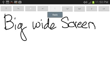 Screenshot of Simplest Note with S Pen