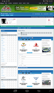 SuperBru Tipping & Fantasy- screenshot thumbnail