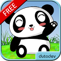 Panda Pet Live Wallpaper Free icon