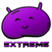 JB Extreme Launch Theme Purple