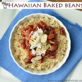 Crockpot Hawaiian Baked Beans