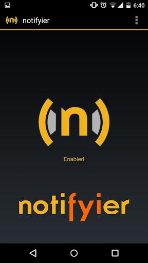 notifyier