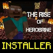 Download The Rise of Herobrine MCPE APK on PC