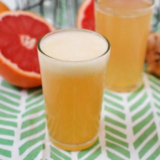 Grapefruit Honey Ginger Soda Syrup Recipe