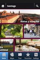 Screenshot of Mi Ciudad SCQ