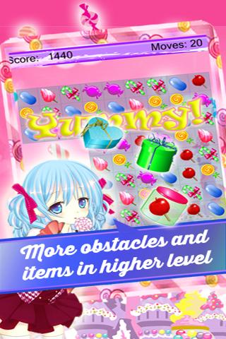 無料解谜AppのCandy Soda|記事Game