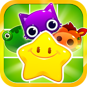 Happy Forest:cute animal match