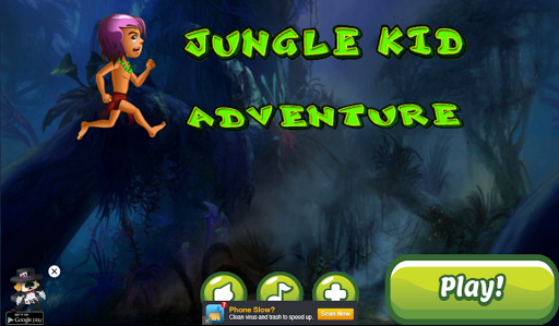 Jungle Boy Adventure
