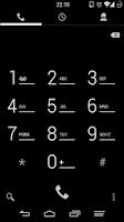 Screenshot of Black Infinitum - xTheme